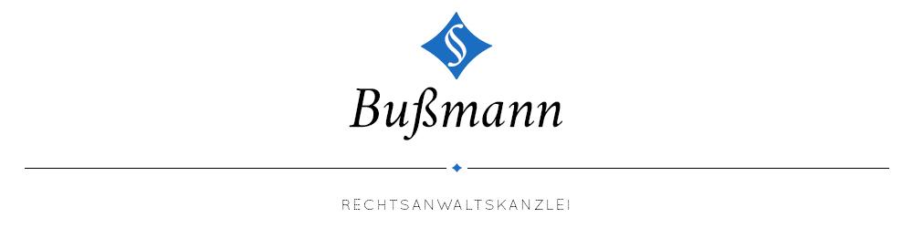 Willkommen in der Kanzlei Bussmann in Leipzig